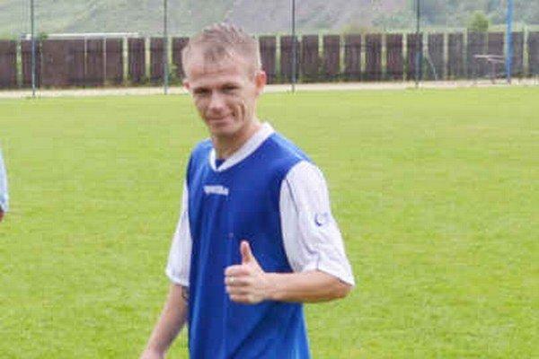 Kanonier. Stanislav Bandžuch mal sezónu na jednotku.