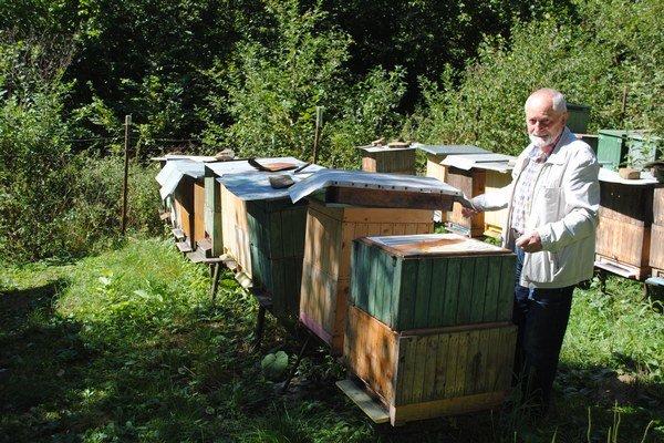 Ladislav Gajdoš sa svojmu koníčku venuje 24 rokov.