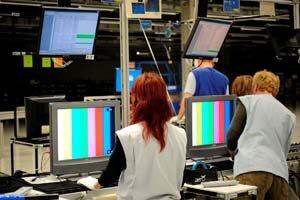 Tento rok by sa v nitrianskom závode Sony malo vyrobiť štyri milióny LCD televízorov.
