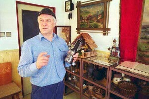 Cenu Združenia pre rozvoj regiónu horná Nitra za osobitný prínos k rozvoju kultúry hornej Nitry získal aj ľudový umelec z Handlovej Ján Procner.