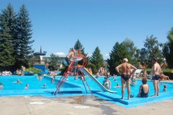 Novoveské kúpalisko je pripravené na letnú sezónu.