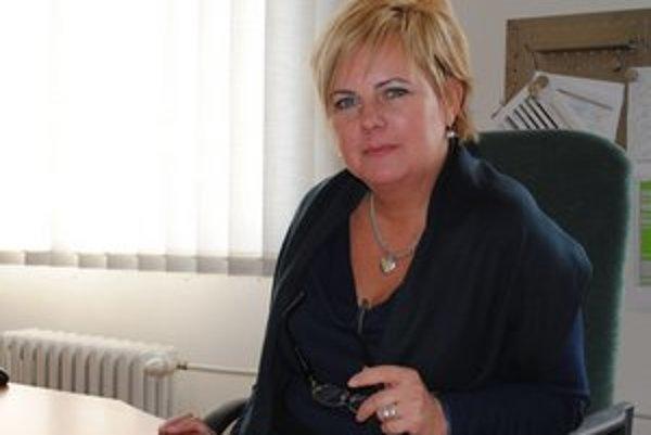 Nová prednostka Jela Bednárová plánuje zmeny na úrade.