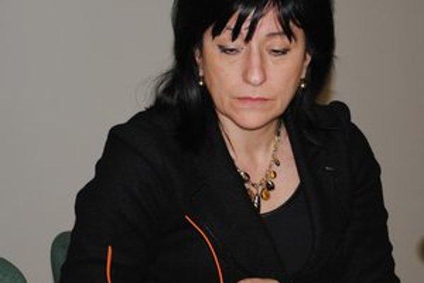 Lea Grečková predkladala novelu zákona o odpadoch.