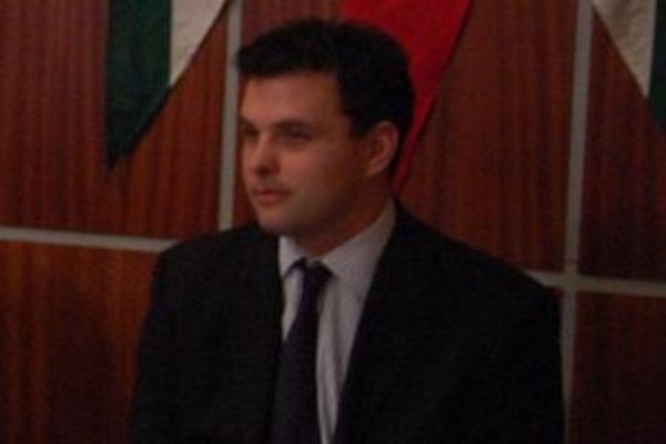 Starosta Kojšova Anton Bašniar.