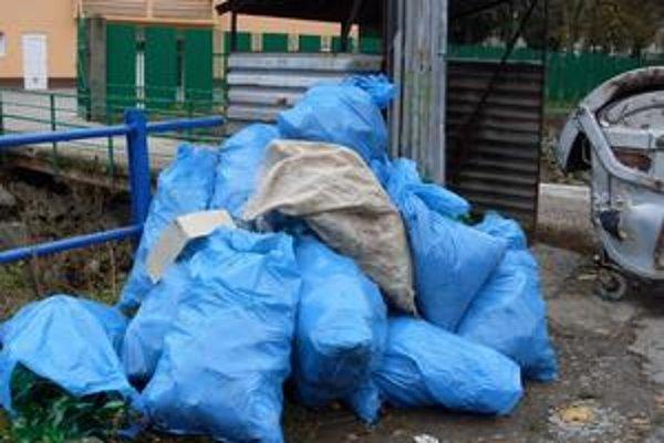 Napriek kríze. Množstvo netriedeného komunálneho odpadu narastá.
