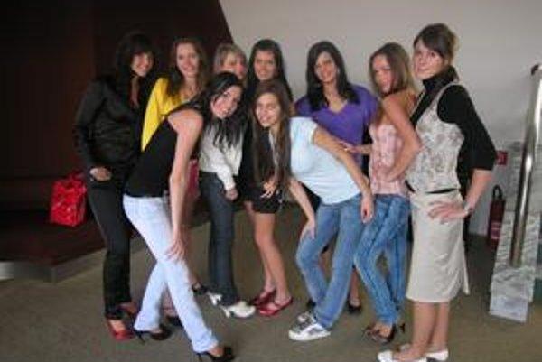Finálová deviatka. Deväť dievčat z celého Spiša zabojuje o titul miss.