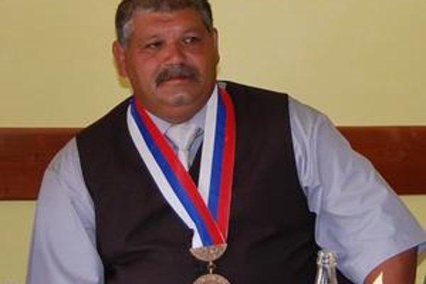 Ivan Mižigár. Bude na čele Žehry stáť poldruha roka, až do najbližších komunálnych volieb.