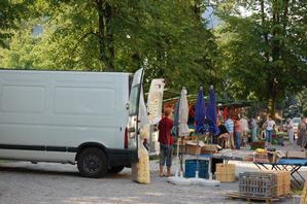Sladkosti od poľských predajcov sú medzi Spišiakmi obľúbené.