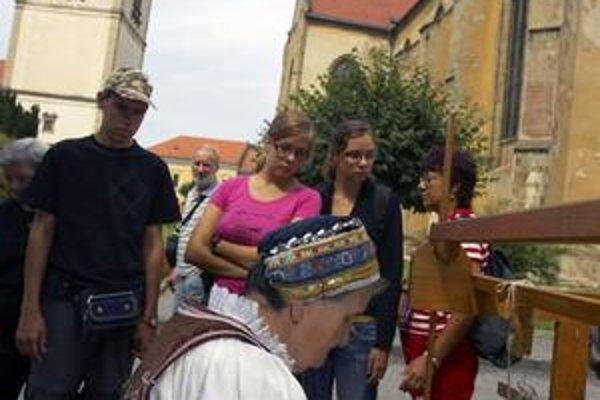 Festival. Levočské ulice sa zaplnia typickým koloritom.