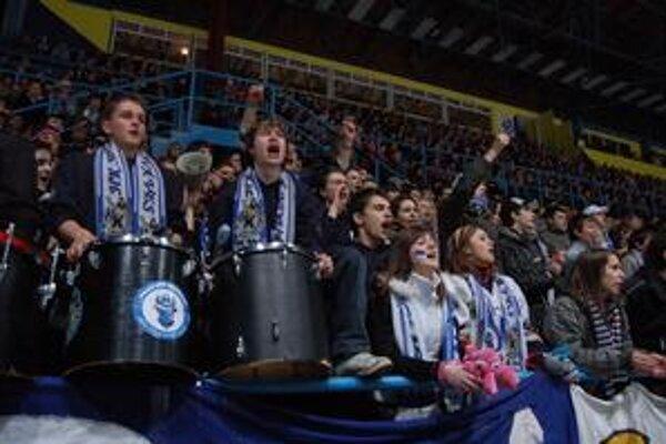Na hokej skôr. Ak chcete vidieť zápasy so Slovanom a Zvolenom celé, príďte oveľa skôr.