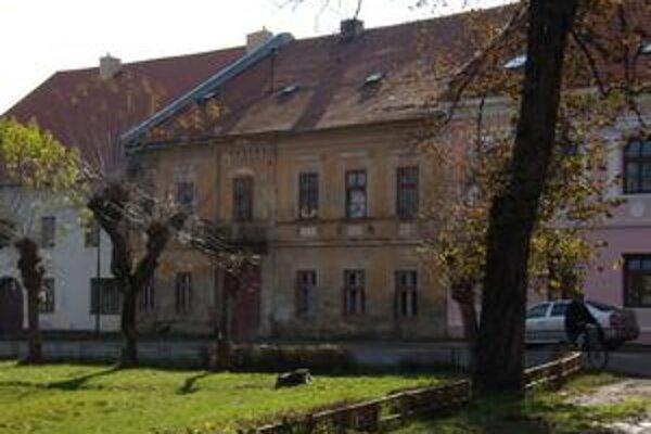 Meštiansky dom bude mestským múzeom.