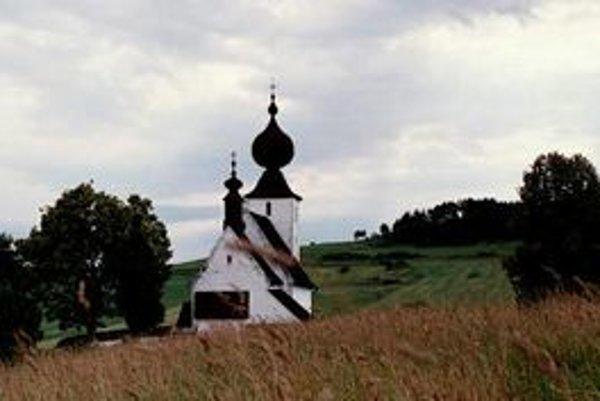 Kostol sv. Ducha. Je pamiatkou UNESCO. V jeho blízkosti sa však pochováva naďalej.