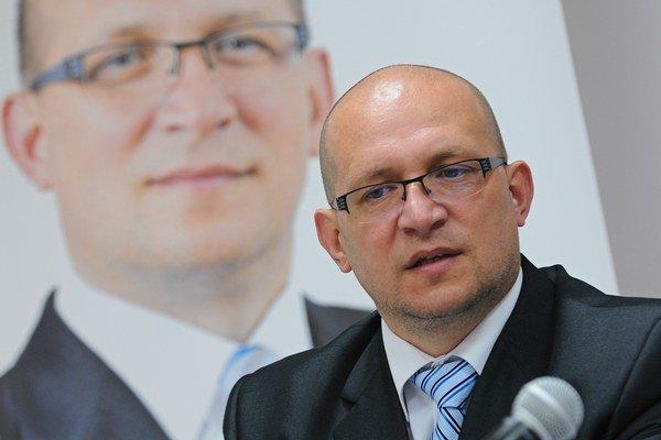 Prepojenie s údržbárom priznal aj primátor mesta (na snímke).