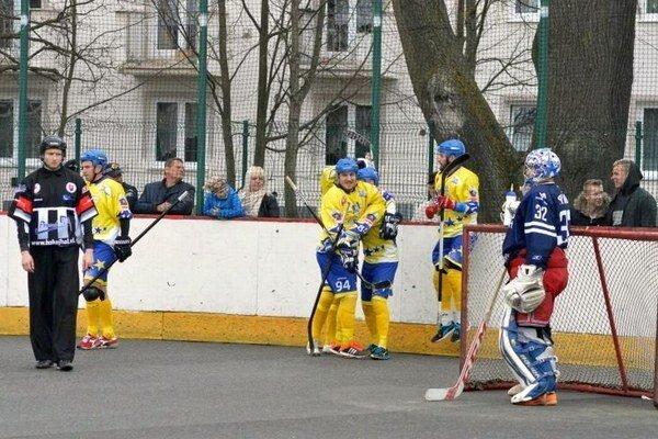 Kežmarské oslavy nemali konca. Žlto-modrí sú zaslúžene v semifinále.