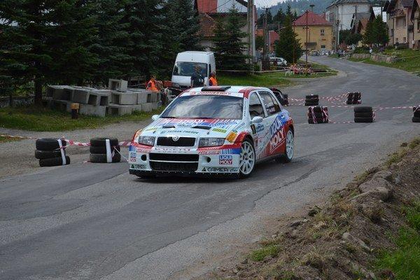 Rallye Tatry. Patria u priaznivcov motorizmu medzi obľúbené.