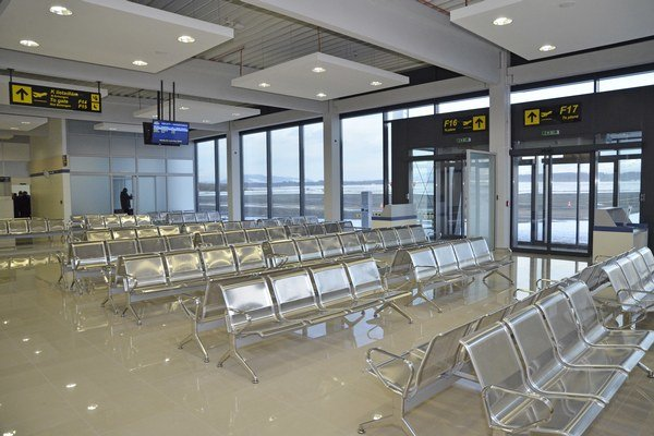 Popradské letisko.