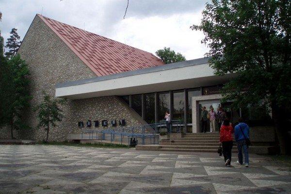 Múzeum TANAP-u. Prináša novinky.