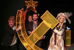 Divná doba, divná láska, divné života - festival vo Zvolene prináša aj najnovšiu inscenáciu divadla GUnaGU.