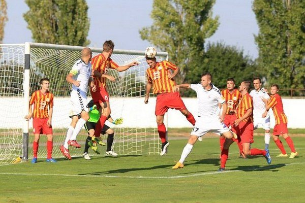 Futbalisti Galanty získali z posledných piatich zápasov 13 bodov. V sobotu porazili Vráble 2:0.