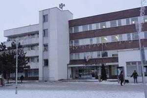 Mestský úrad Šala