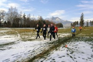 Nordic Walking bol spestrením podujatia.