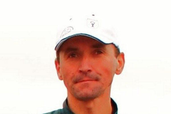 Milan Šoltýs. Z Podtatrancov bol najrýchlejší.