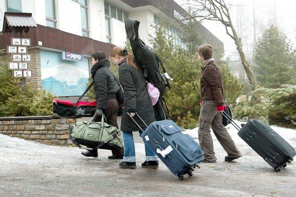 Za turistov majú ubytovatelia platiť obci dane.