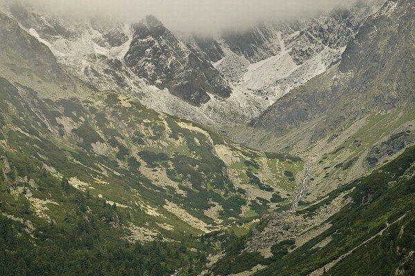 Dolina Zlomísk.