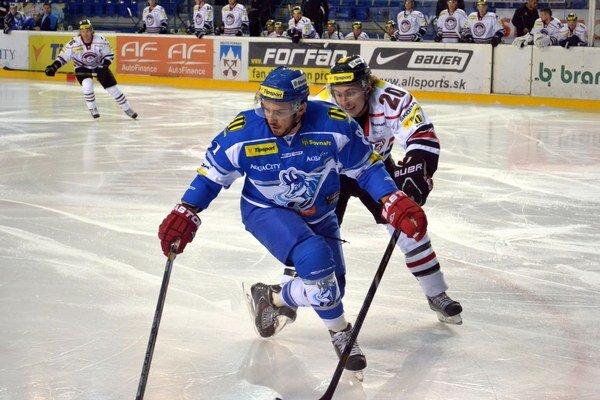 Adam Lapšanský. Predstaví sa na turnaji vo Švajčiarsku.