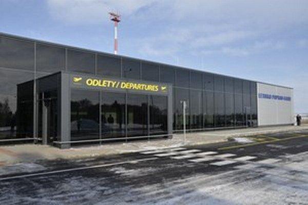 Popradské letisko malo byť leteckým uzlom prípadnej olympiády na Slovensku. Z projektu však zišlo.