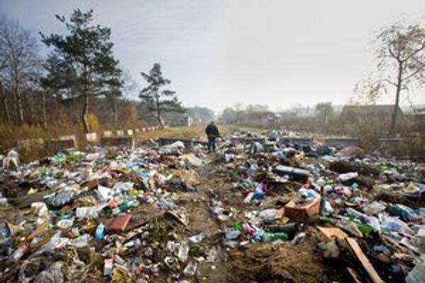 Združenie žiadalo informácie týkajúce sa odpadového hospodárstva.