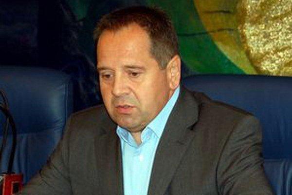 Popradský primátor Anton Danko.