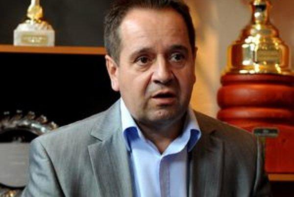 Primátor Popradu Anton Danko.