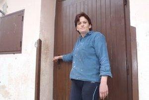 Eva Trembová. Túto ženu zranil výbuch munície.