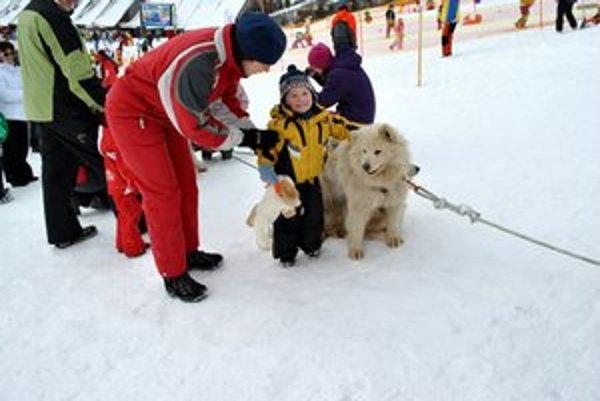 Psy zaplnili Tatranskú Lomnicu