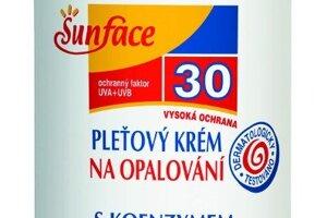 NovinkyAstrid pleťový  krém na opaľovanie F30 s koenzymom Q10 50ml (odporúčaná cena 4,15 €)