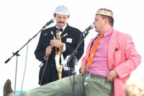 Obľúbený Drišľak. Vystúpi na záver festivalu v Červenom Kláštore.