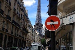 Paríž je jedno z miest, ktoré mi v poslednom čase učarovalo.