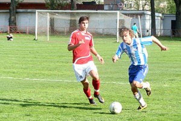 Michal Šproch. Stal sa pevnou súčasťou FK Poprad.