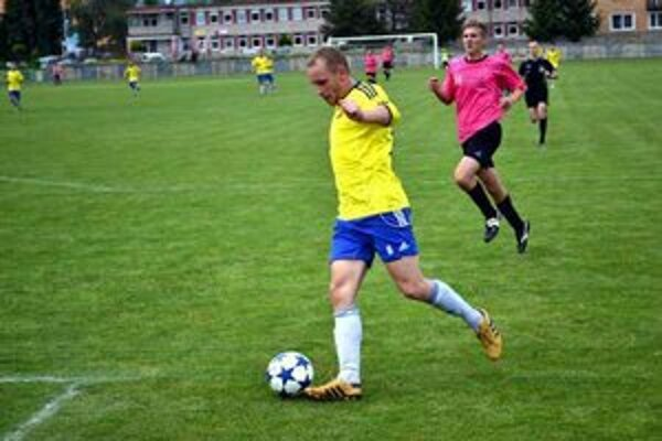 Futbalisti Svitu. S uplynulou sezónou sú spokojní.