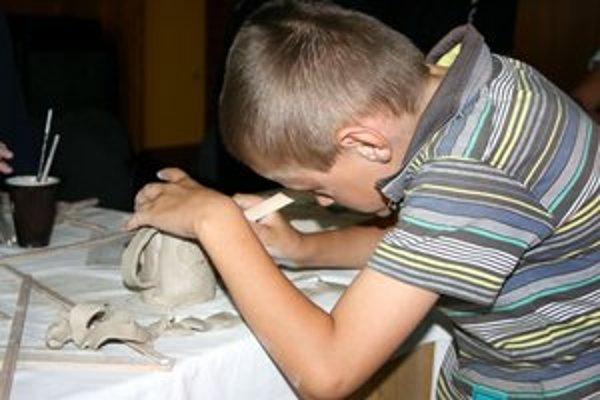 Workshop. Deti z detského domova ukázali, čo v nich je.