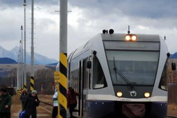 """""""Modré"""" vlaky by mali spod Tatier zmiznúť."""