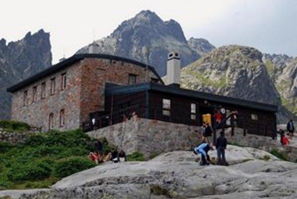 Téryho chata patrí medzi objekty, o ktoré má záujem Juraj Gantner.