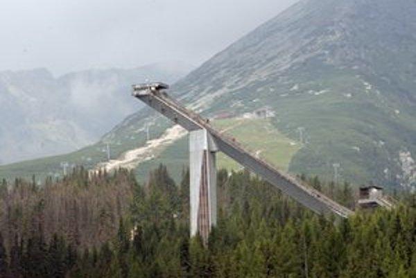 Tatranci by uvítali štátnu pomoc. Radi by sa videli aj v pozícii usporiadateľa olympijských hier.