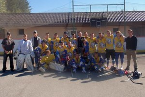 Worms Kežmarok U19. Ťahá šnúru ôsmich víťazných zápasov.