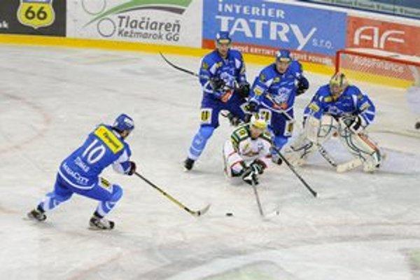 Popradský hokej dostane existenčne nutné peniaze od mesta.