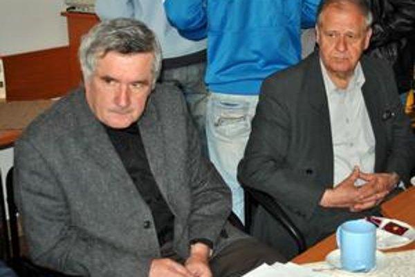 Michal Lipták. Spišskosobotský farár (vľavo) do Popradu prináša veľké mená európskej hudby.