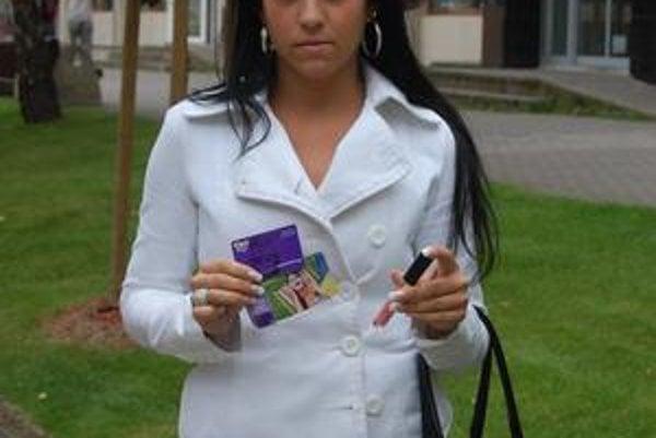 Stanislava Štefková. Neprávom ju obvinili zo zlodejstva.