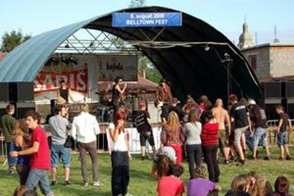 Belltown Fest zaujal. Hudobný portál festivaly.sk označil beliansky festival za objav minulého roka.