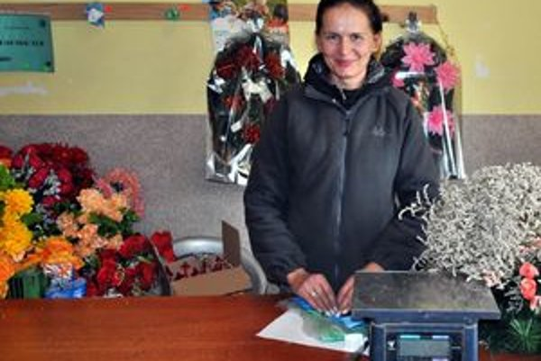 Malgorzata Pulit. Majiteľka poľského obchodu v Poprade hovorí, že za úspechom poľských obchodníkov netreba hľadať neférovú konkurenciu.